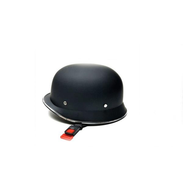 КАСКА -130 -черна мат -5159
